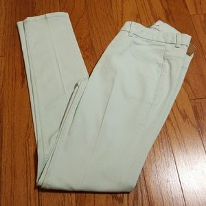 Forever 21 Mint Jeans